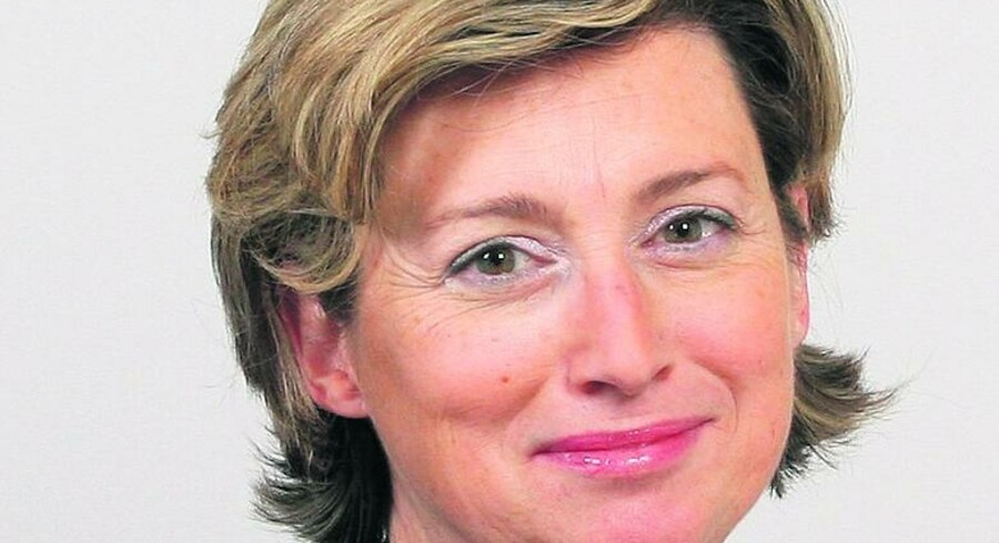 Caroline Grègoire Sainte Marie, bestyrelsesmedlem i FLSmidth