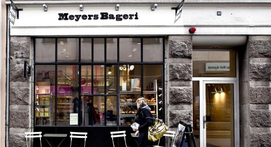 Claus Meyer bageri på Store Kongensgade.