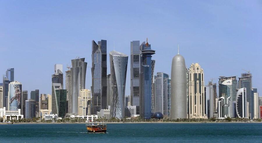 Doha, Qatar, 12. januar 2015. ROBERT GHEMENT