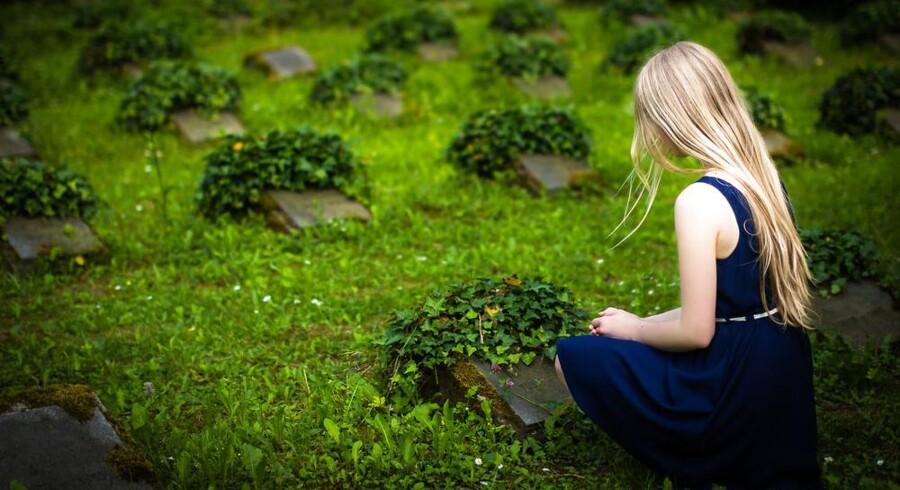 Arver et barnebarn sine bedsteforældre, når mellemledet - forælderen - er væk?