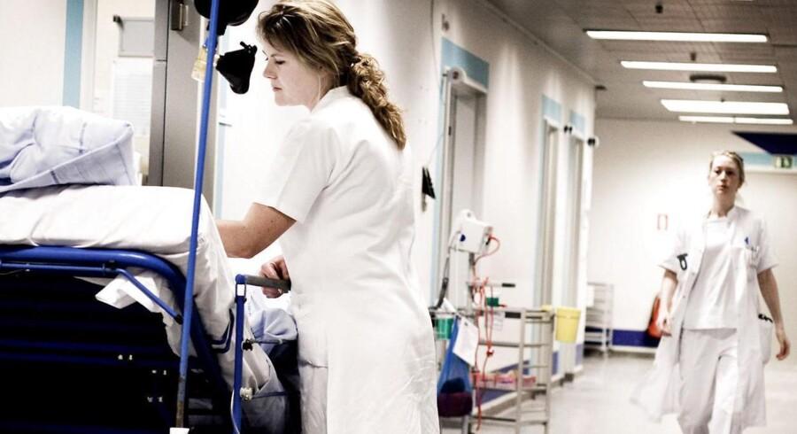 Lægeforeningen ser positivt på mere inddragelse af patienter. Det er blevet glemt med de seneste års fokus på et mere effektivt sundhedsvæsen.