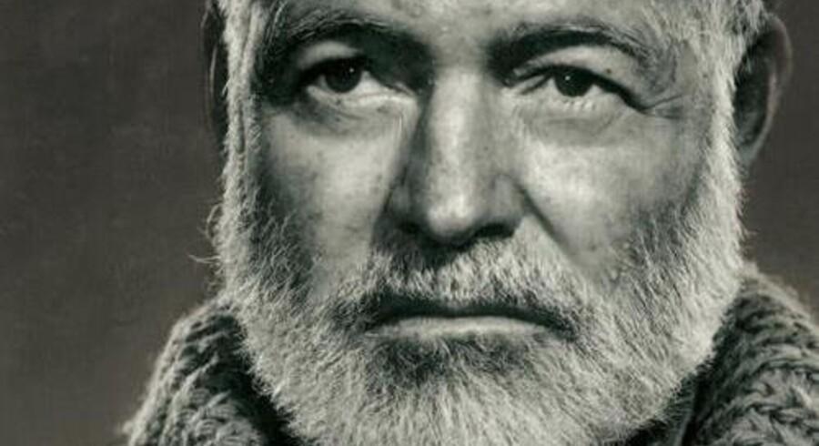 Bo Tao Michaëlis: »Hemingway. En mand og en myte«