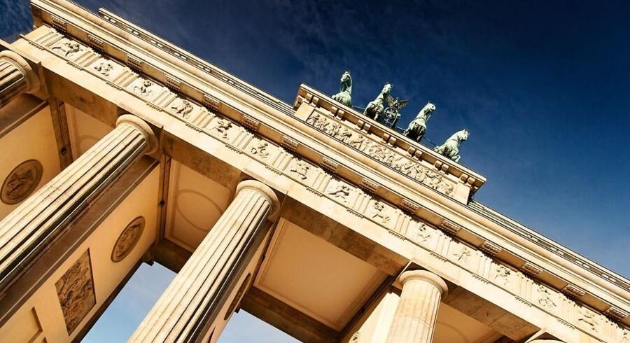 Berlin har på få år formået at skabe en underskov af små interessante, nye virksomheder. Det er særligt inden for IT og den grafiske branche, at iværksætterne pibler frem. Foto: Iris / Scanpix