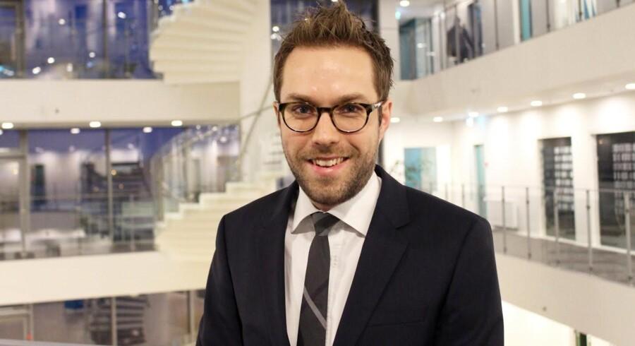 33-årige Thor Jørgensen er ny kædedirektør for Føtex.