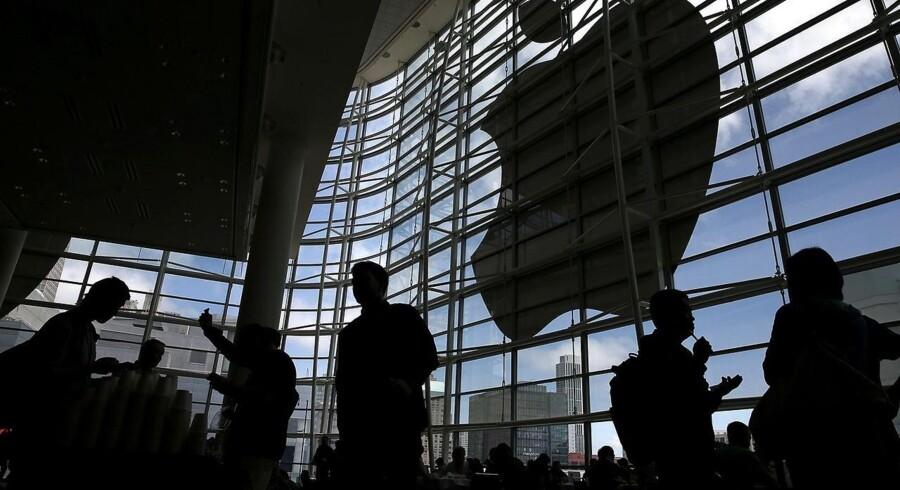 Apple ventes at have tjent 7,5 milliarder dollar efter skat i andet kvartal.