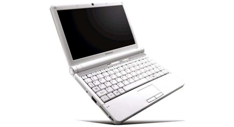 Mini-PCer som denne Lenovo Ideapad sælger godt men ikke afbøde det store fald på hele PC-markedet, hvor folk beholder den gamle computer længere og ikke har råd til at skifte til nyt.