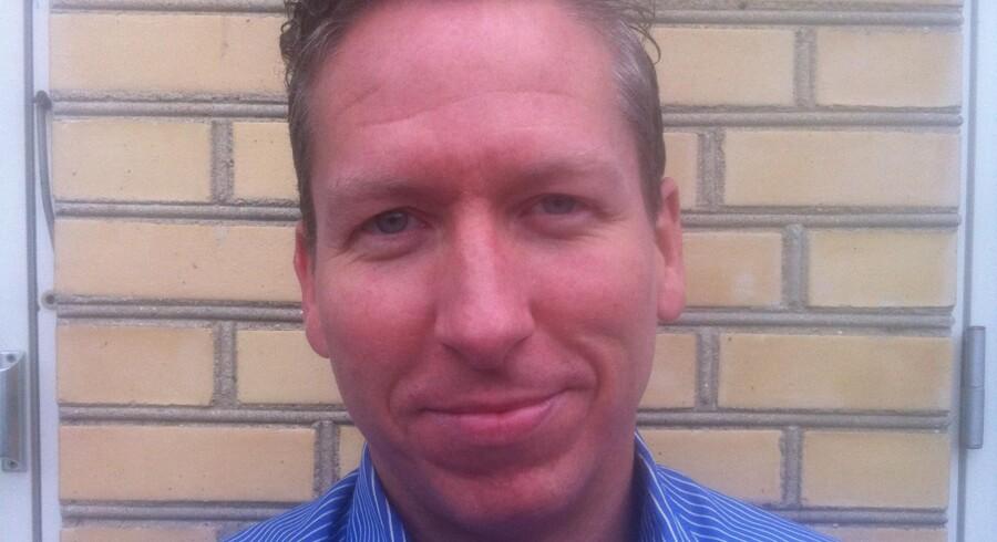 Kasper Kronenberg bliver ny finansredaktør på TV 2 Finans.