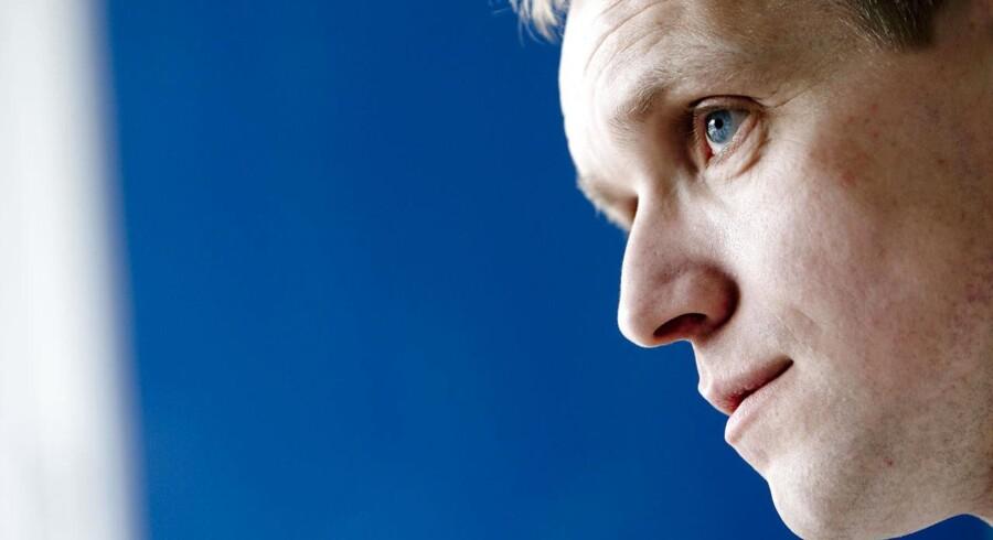 Finanskrisen er kommet på afstand, men svindelen stiger i små virksomheder, mener Lars Bonderup Bjørn.