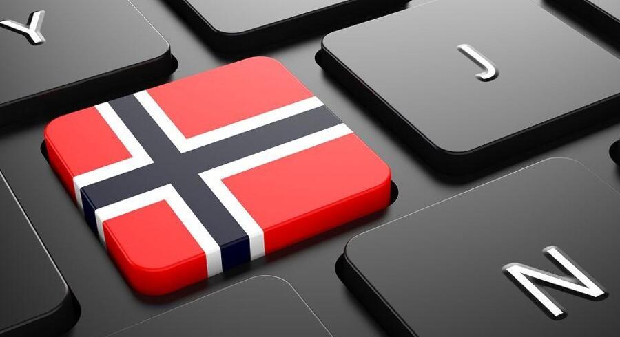 Nordmændene skal have bedre internetforbindelser, men statsstøtten behøver ikke at være så høj som tidligere, mener den borgerlige, norske regering. Arkivfoto: Iris/Scanpix