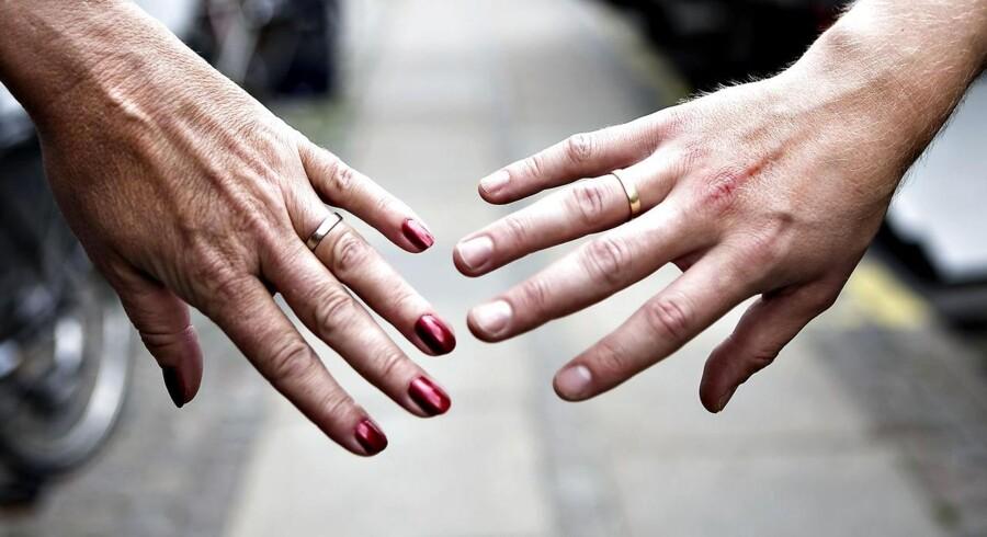 Sandsynligheden for skilsmisse er større, hvis man er vokset op som enebarn og har sværere ved at gå på kompromis.