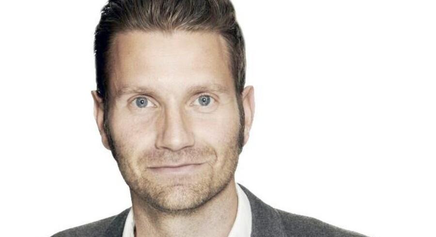 Meik Wiking, direktør, Institut for Lykkeforskning.