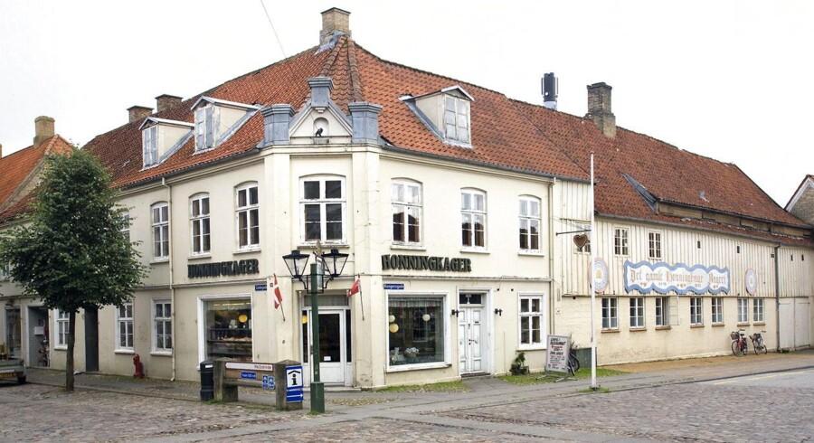 Christiansfeld er kommet på UNESCOs verdensarvsliste over bevaringsværdige naturområder, bygninger og byer.