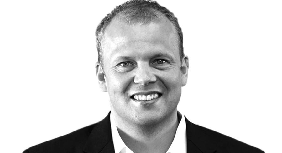 Anders Høegh Laursen kommenterer billedbaserede sociale medier.