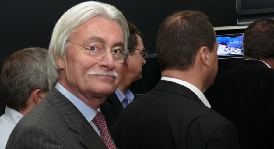 En æra slutter i den danske forbrugerelektronikbranche, når Allan Bugge (billedet) rækker fjernbetjeningen videre 1. december. Foto: Finn Möbius