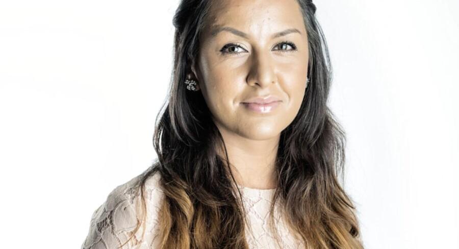 Geeti Amiri, ny klummeskribent på Berlingske