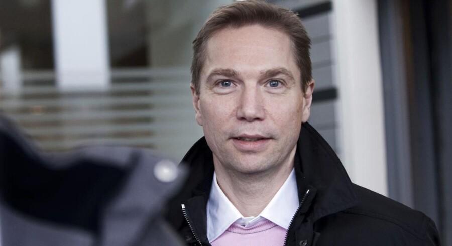 Mikael Ljungman blev idømt syv års fængsel i Danmark for sit ´bekendtskab ´ med Stein Bagger og 10 måneder i Sverige for skattefusk. Arkivfoto