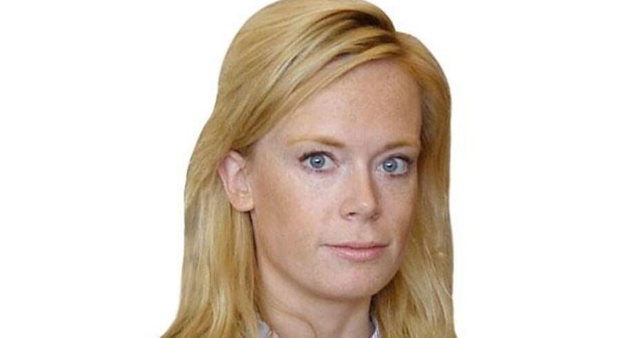 Marie Hvidt, Cand.merc.int., 29 år