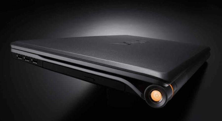 Sonys Vaio-serie har mange år på bagen, men blev først introduceret i Danmark i år 2008.