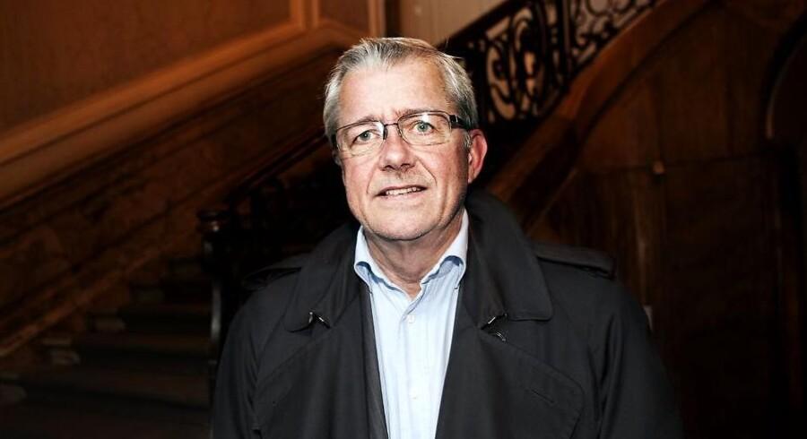 Tidligere bestyrelsesformand i IT Factory Asger Jensby bor i dag i Norge.