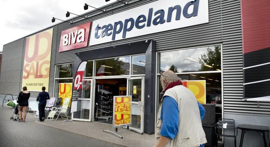 Tæppelands stifter har solgt de sidste aktier i sit livsværk og overlader virksomheden til norske In Home.