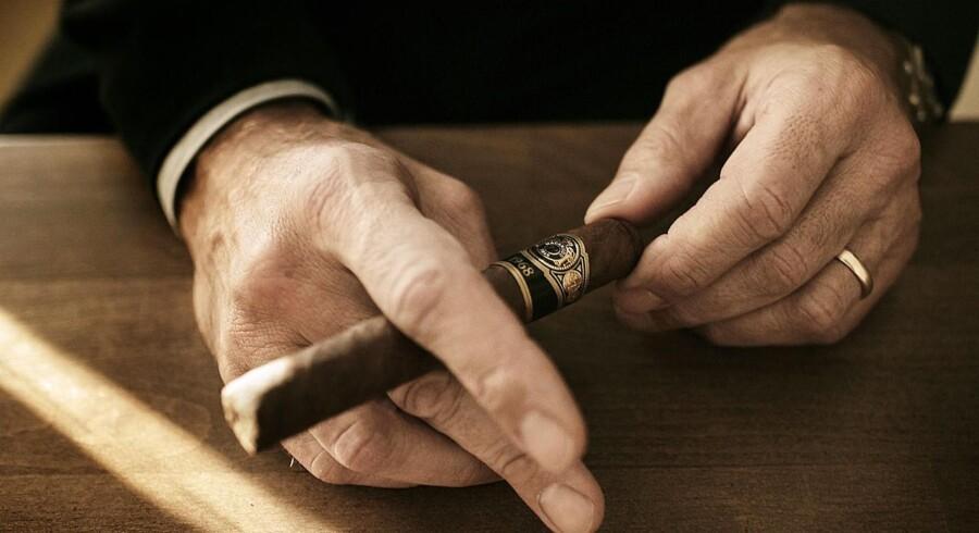 Anders Colding Friis bliver nu erstattet som administrerende direktør i Scandinavian Tobacco Group.