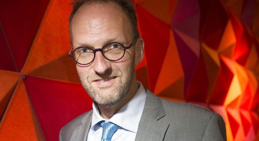 Legos topchef Jørgen Vig Knudstorp.