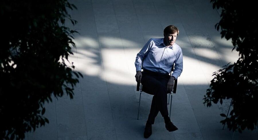 Vindenergichef hos Ørsted, Samuel Leupold, har besluttet at fratræde sin stilling hos energiselskabet.