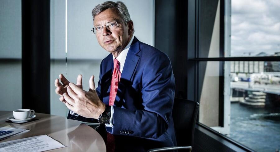 Christian Clausen stopper som topchef i Nordea, men han vil gerne fortsætte med at arbejde i bestyrelser og med rådgivningsopgaver.