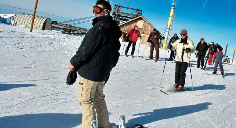 Uanset om du er til ski eller snowboard, så er der mulighed for super aktiviteter i Vaujany.