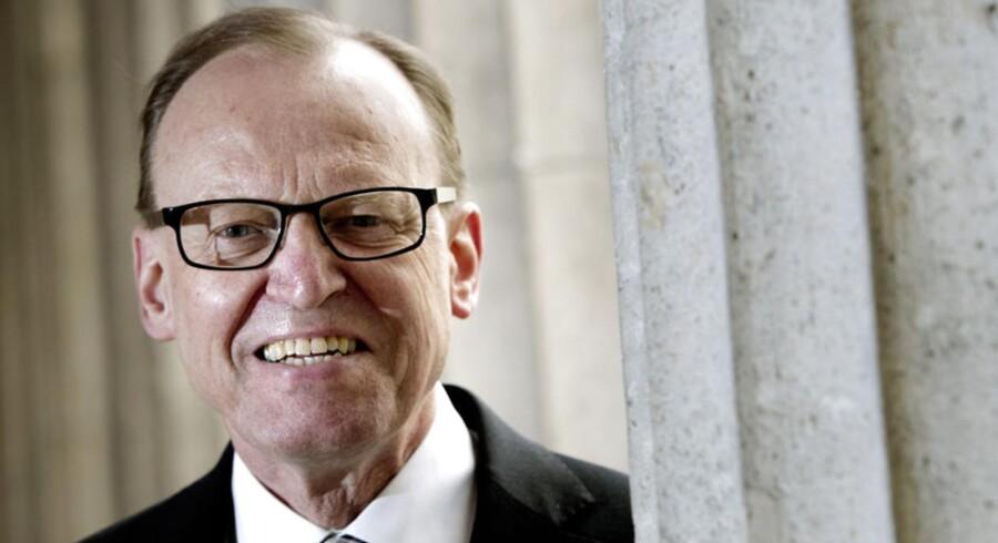 Der er brug for en ny mand til at tage Carlsberg til næste fase virksomhedens udvikling, siger formand Flemming Besenbacher.