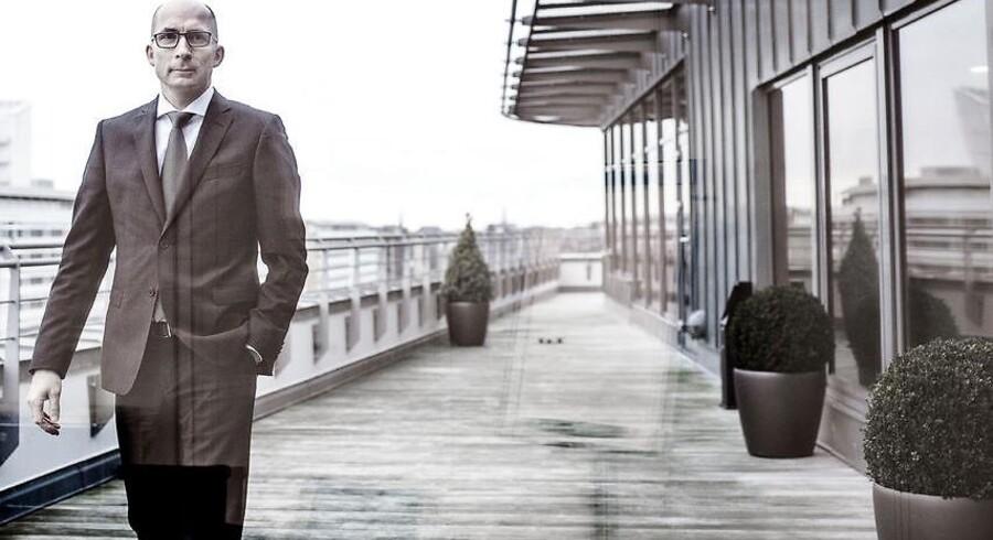 Thomas Hofman-Bang har stået for genetableringen af KPMG på det danske marked. Nu stopper han som CEO og senior partner.