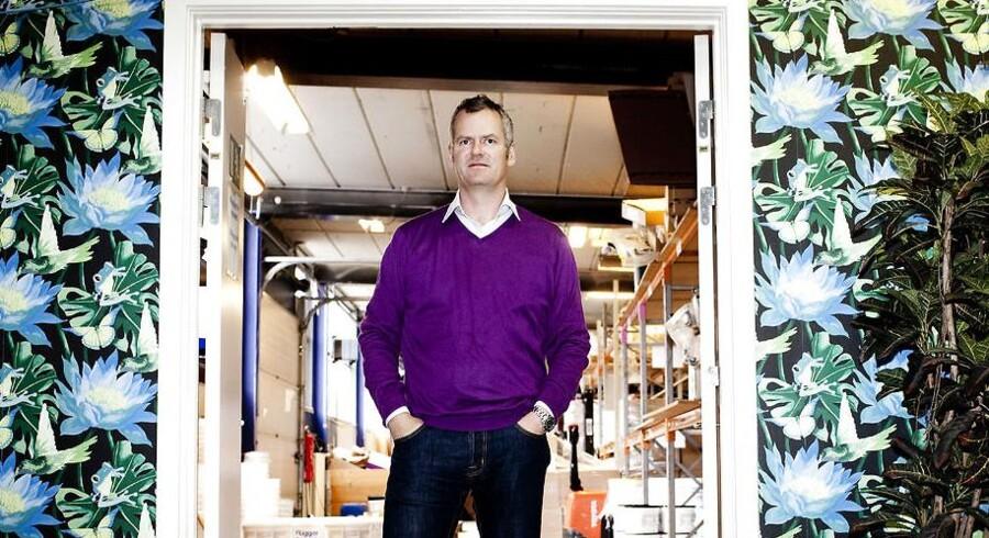 Søren P. Olesen indtræder som ny byggemarkedsdirektør i Stark.