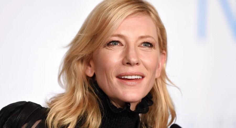 Australske Cate Blanchett spiller titelrollen i Todd Haynes' Cannes-aktuelle film »Carol«.