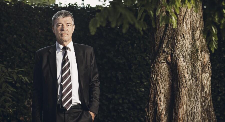 »Jeg kan ikke se nogle fordele ved udbytter. Hvis nogle investorer ønsker en fast betalingsstrøm, kan de sælge ud af deres aktier med faste mellemrum,« siger Lars Thykier, finansdirektør i Topdanmark. PR-foto.