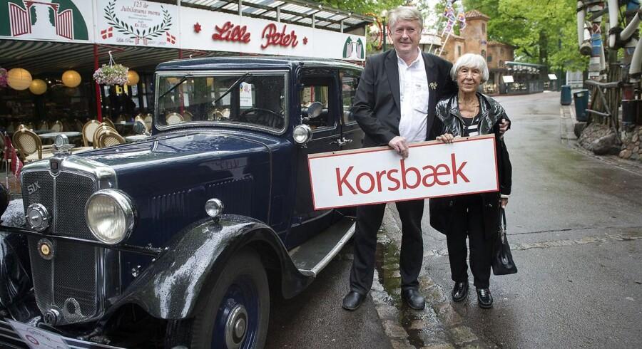 Torben Træsko Petersen, der også ejer Cirkusrevyen, sammen med Matadors skaber, Lise Nørgaard.