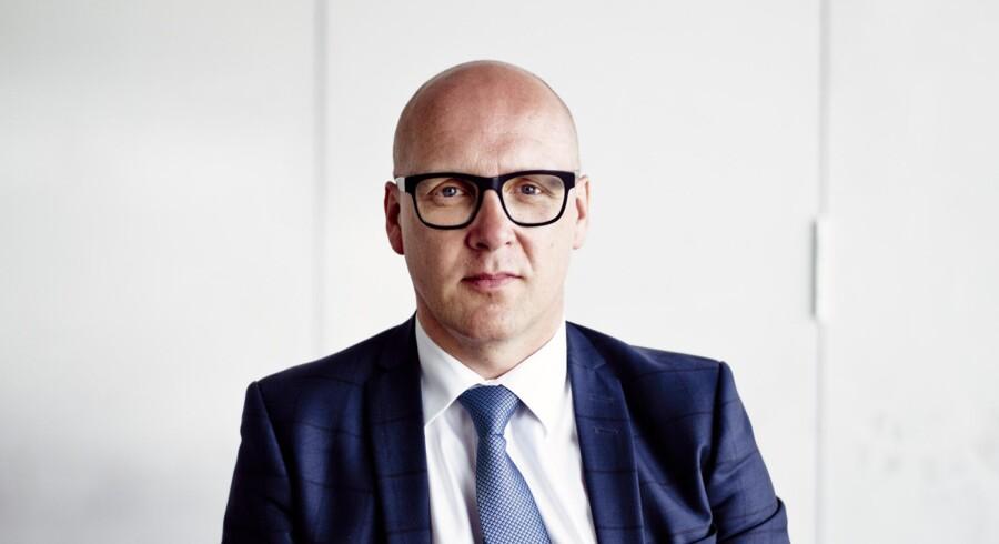 Thomas Honoré, koncernchef i Columbus, mener, at købet af Dynamics Anywhere kan dække et stigende behov for at gøre virksomhedens data tilgængelige for slutbrugerne.
