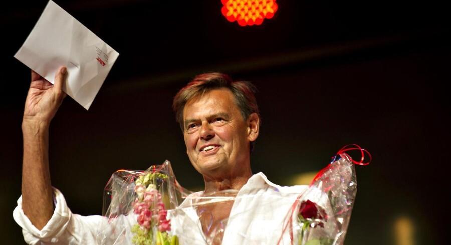 Revyernes Revy 2012. Årets Revykunstner, Ulf Pilgaard.
