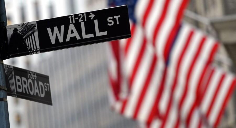 Den amerikanske centralbank, Federal Reserve, erkendte onsdag aften, at opsvinget i den amerikanske økonomi er aftaget.