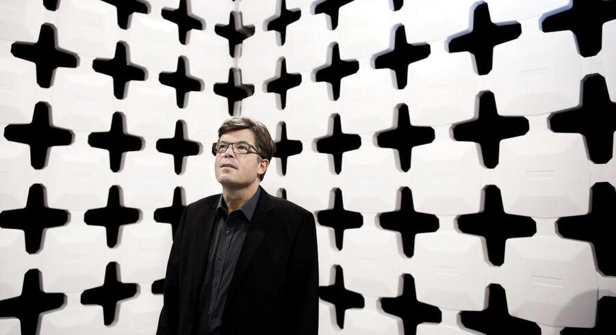 ARKIVFOTO. Mogens Elsberg, CEO hos GN Store Nord A/S.