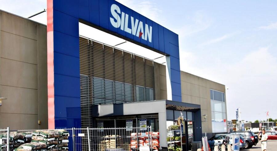 Silvan byggemarked øger omsætningen i årets regnskab.