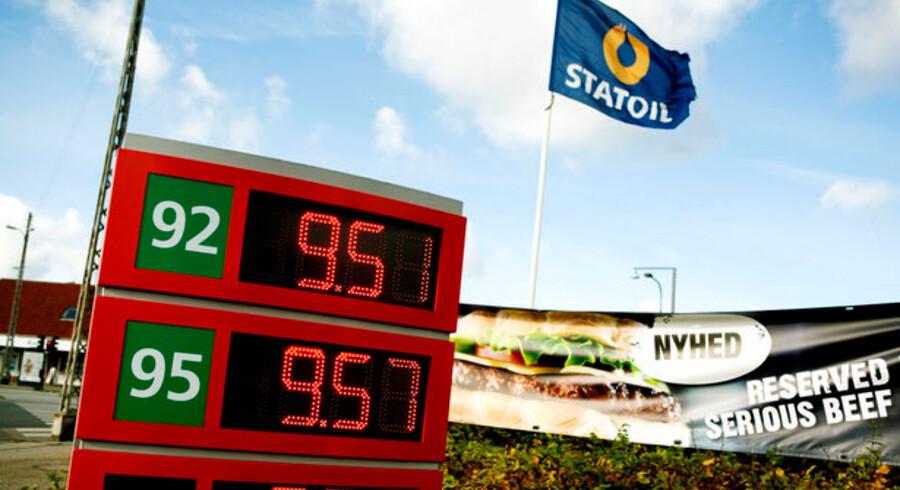 Amerikanske kongresmedlemmer vil have indført sanktioner over for Statoil-koncernen. Foto: Michael Bothager, Scanpix
