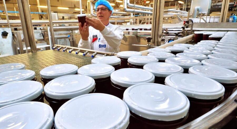 Producentpriserne i USA faldt med 0,2 pct. i december på månedsbasis.