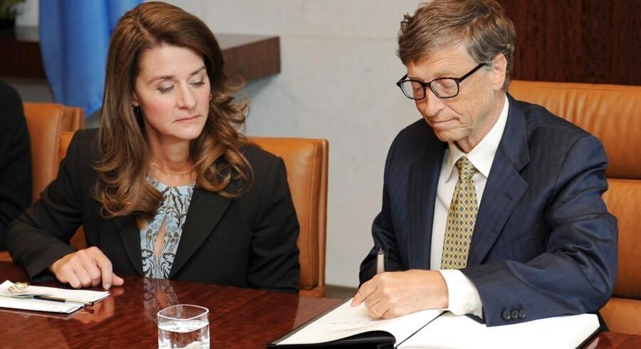 Bill & Melinda Gates Foundation, som er verdens største humanitære organisation, forudser, at verden i 2035 stort set ingen fattige lande vil have.