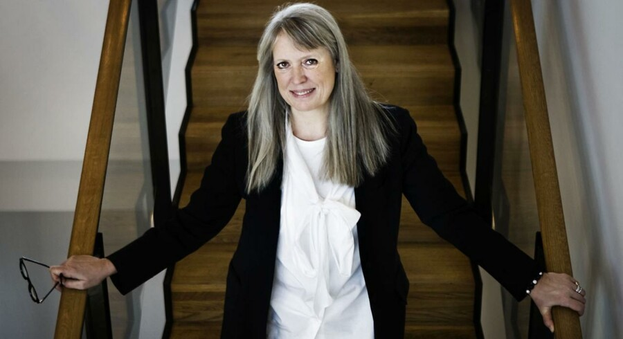 Advokat Pernille Bigaard fra Plesner.