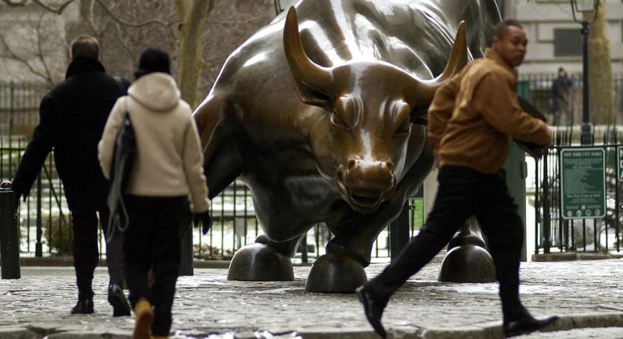 Ifølge Saxo Bank er der udsigt til et »bull« aktiemarked op til jul