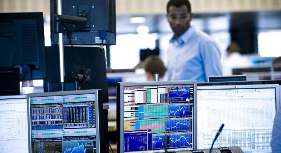 Det danske C20 indeks har siden d. 5 august oplevet et kursfald på 9 pct. Økonomiske strateger mener dog ikke, at der er grund til panik.