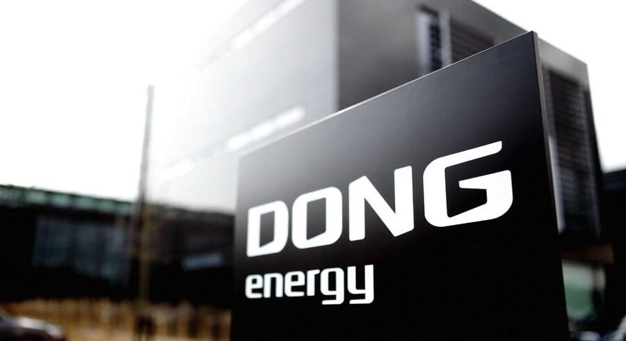 Dong er klar til at gå på børsen til sommer. Staten skal fortsat bevare kontrollen over energiselskabet. Det fremgår af en børsmeddelelse fra selskabet.(Foto: Erik Refner/Scanpix 2015)