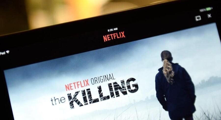 Investorerne straffede Netflix-aktien efter skuffende udmeldinger om forventningerne til resten af året.