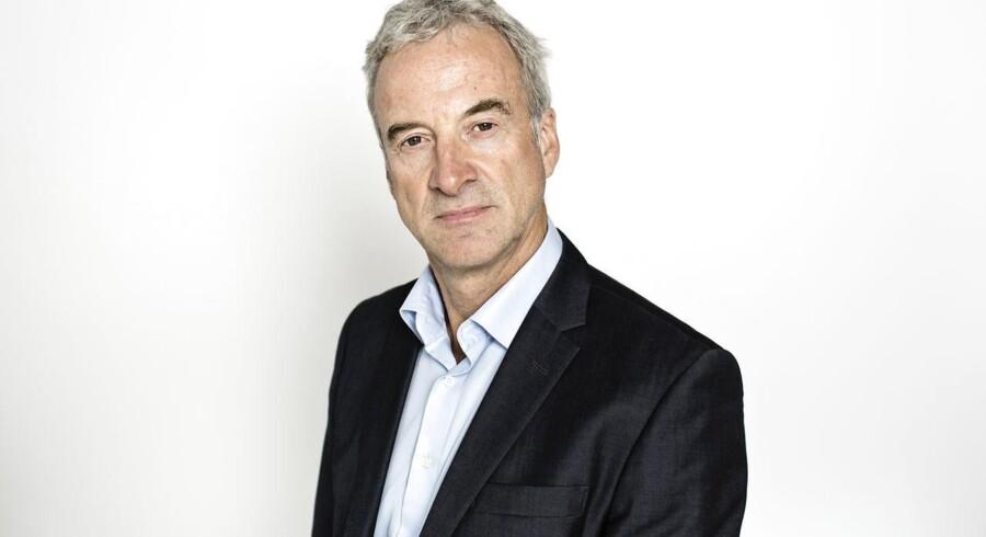 Erhvervskommentator på Berlingske, Jens Chr. Hansen.
