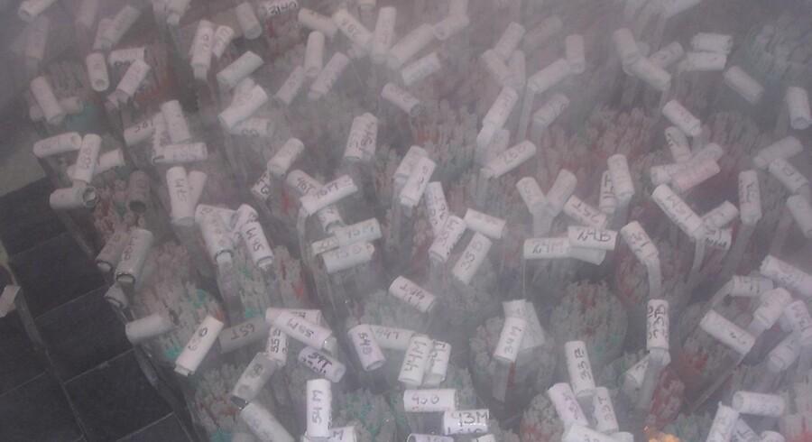 Arkiv: Frossen sæd hos Cryos